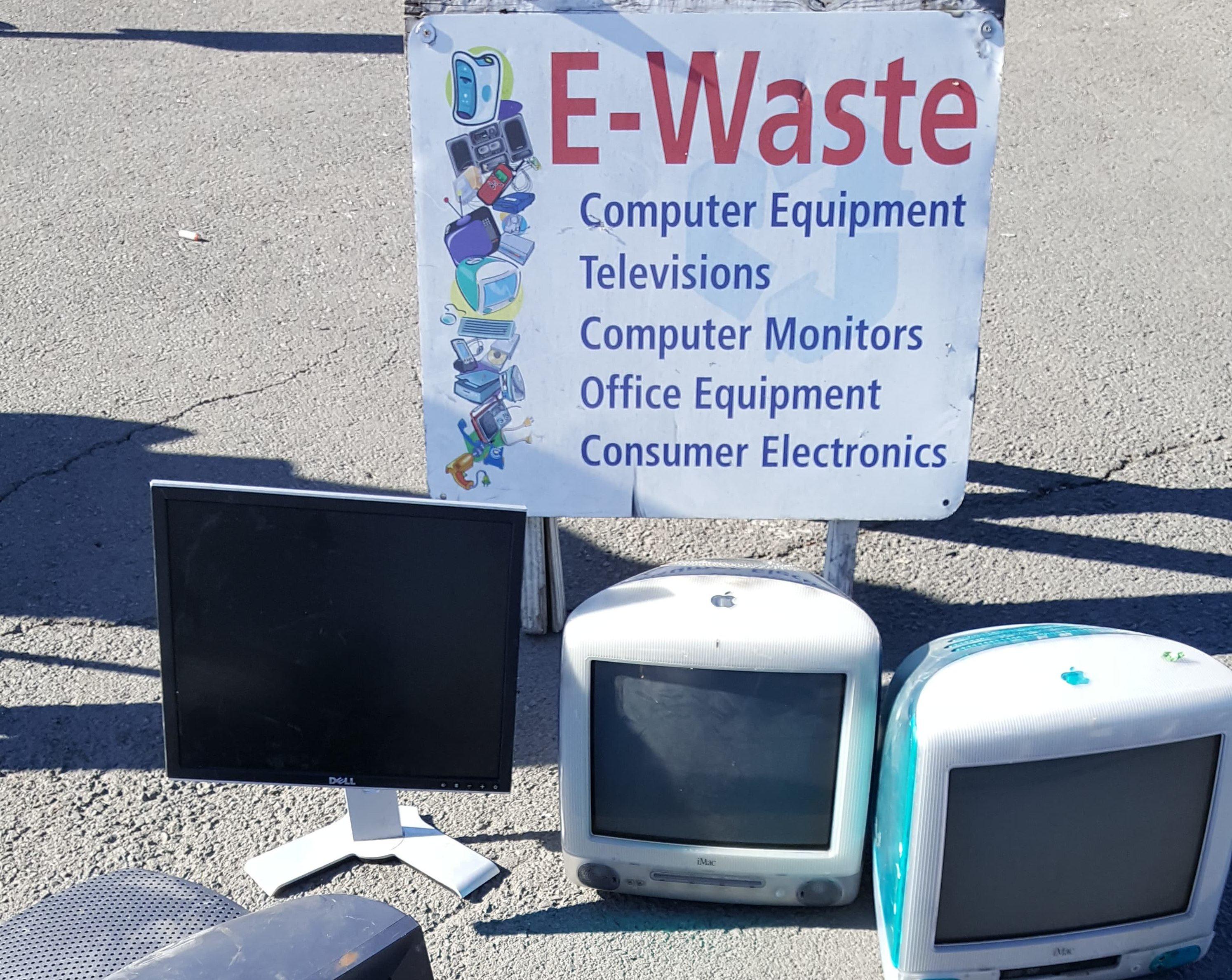 E-Waste Removal